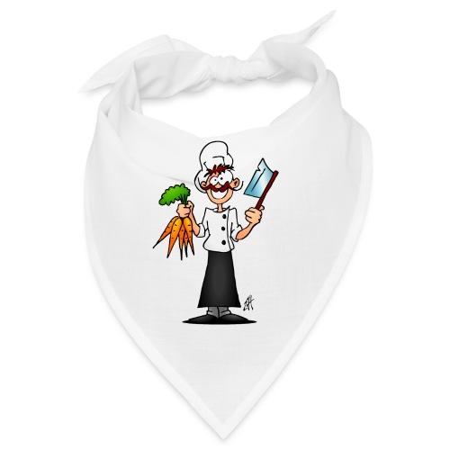 The vegetarian chef - Bandana