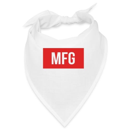 MFG on Youtube Logo - Bandana