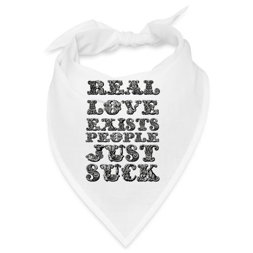 Real Love Exists REBEL INC. - Bandana