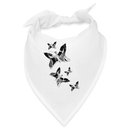 Schmetterlinge - Bandana