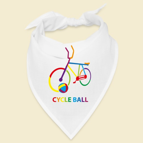 Radball | Cycle Ball Rainbow - Bandana