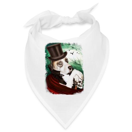 Gothic Dog #1 - Bandana