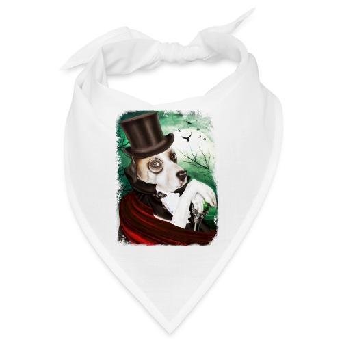 Gothic Dog #3 - Bandana