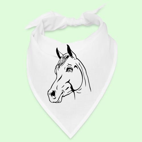 tête de cheval - Bandana