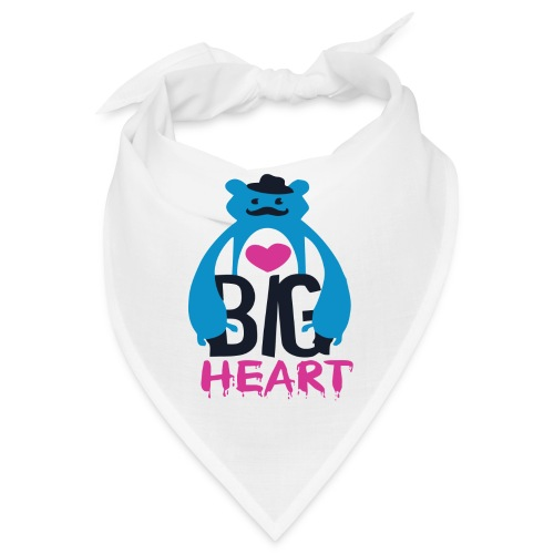 Big Heart Monster Hugs - Bandana
