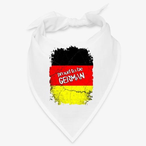 Proud to be german Stolzer Deutscher - Bandana