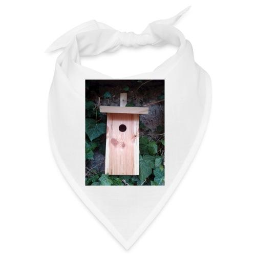Der Nistkasten - Luxus für den Garten-Vogel - Bandana