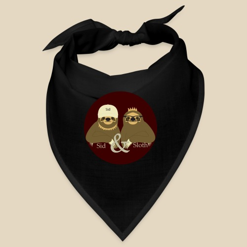 Sid & Sloth - Bandana