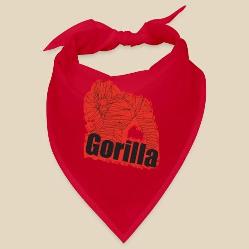 Red Gorilla - Bandana