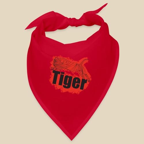 Red Tiger - Bandana