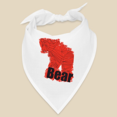 Red Bear - Bandana