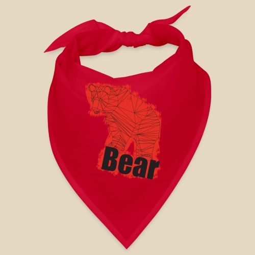 Red Bear - Bandana