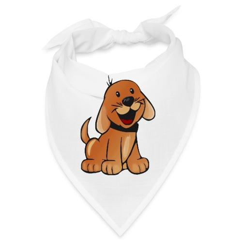 cartoon dog - Bandana