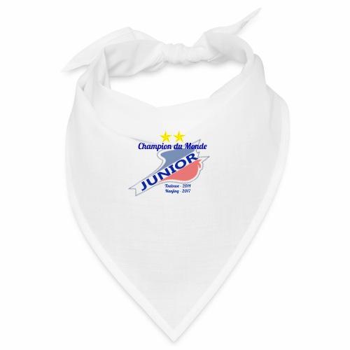 Champion du monde Junior - Bandana
