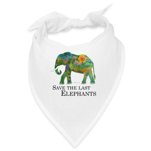 Save The Last Elephants - Bandana