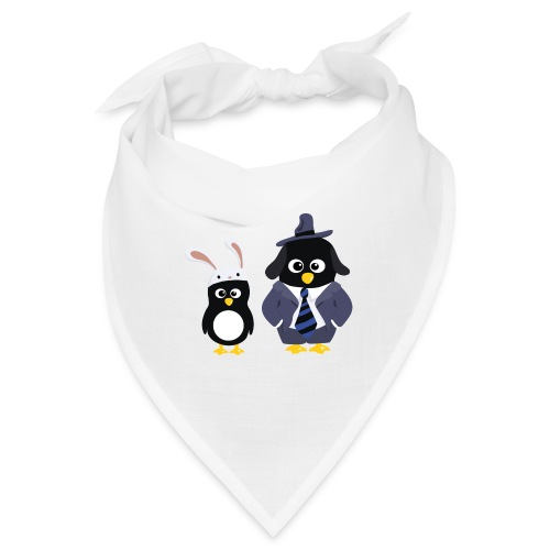 Pingouins and Max - Bandana