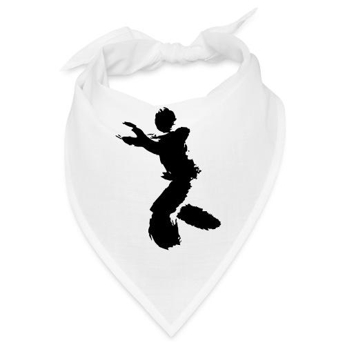 Wing Chun / Kung Fu Tusche Figur VEKTOR - Bandana