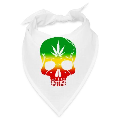 Cráneo Cannabis - Bandana
