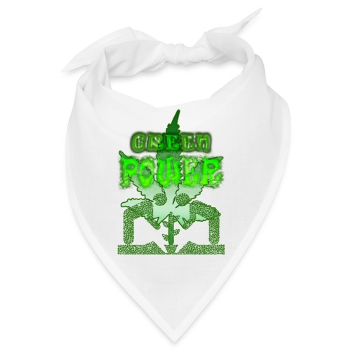 Green Power - Bandana
