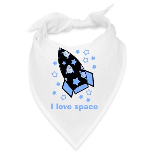 I love space - Bandana