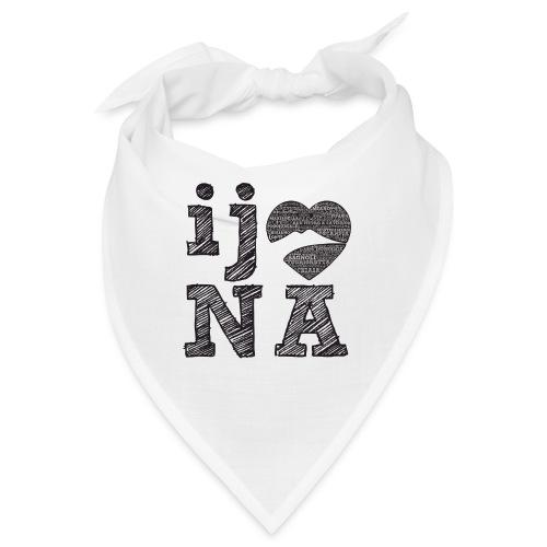 Ij amo Napule - Bandana