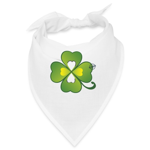 Clover - Symbols of Happiness - Bandana