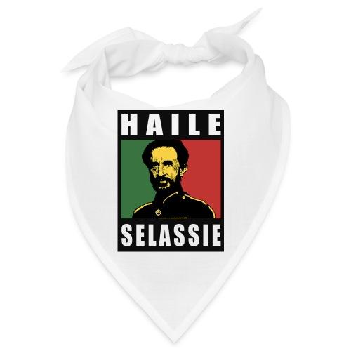 Haile Selassie - Rastafari - Reggae - Rasta - Bandana