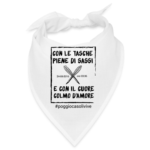 patch cuoresassi - Bandana