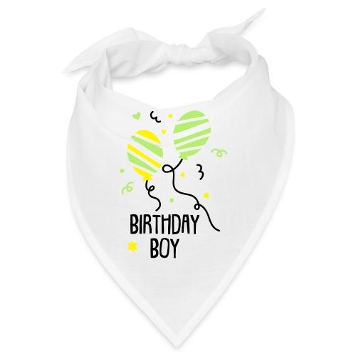 Geburtstagsshirt JUNGS - Bandana