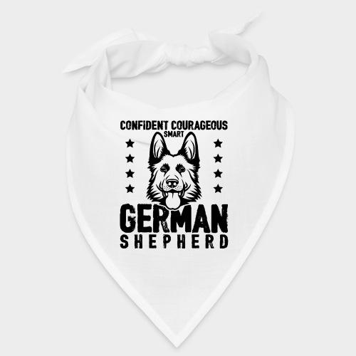GERMAN SHEPHERD - Bandana