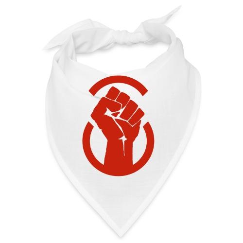 Raised fist - Bandana