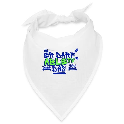 AbleTV Grafitti Logo Marken Shirt (Er Darf Das) - Bandana