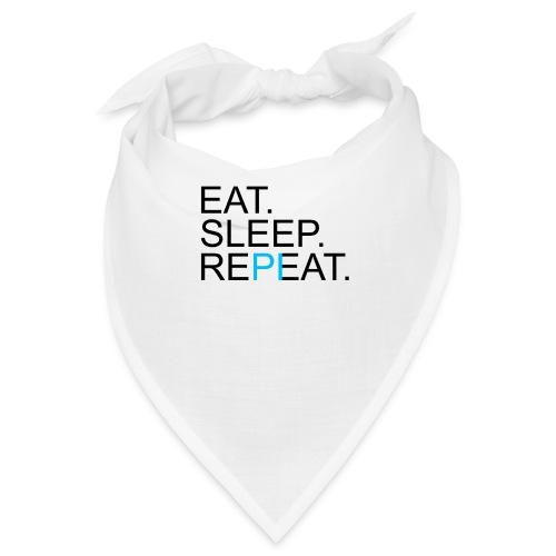 Eat Sleep Repeat PI Mathe Hell - Bandana