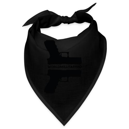 WorldMilitaryHD Glock design (black) - Bandana