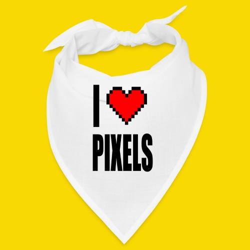 I Love Pixels - Bandana