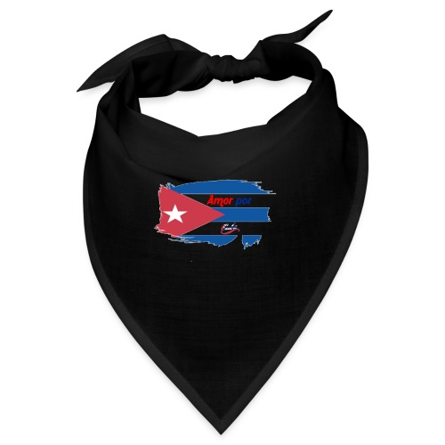 Amor Por Cuba - Bandana
