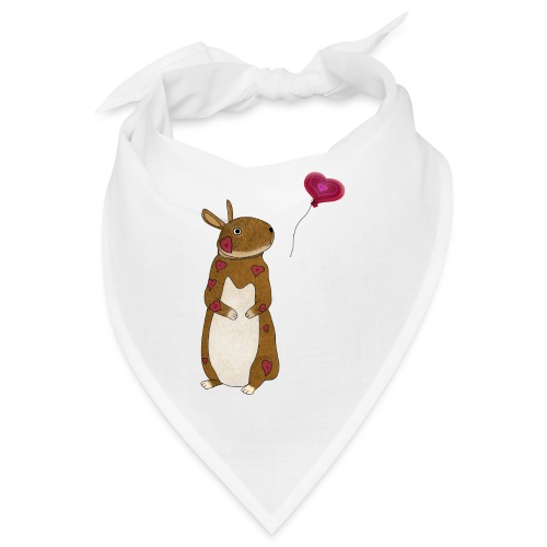 Valentine bunny - Bandana