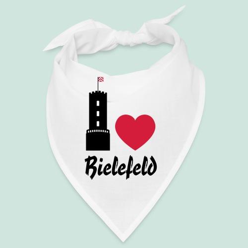 I love Bielefeld - Bandana