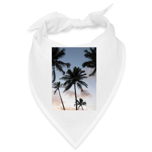 PALMTREES DOMINICAN REP. - Bandana