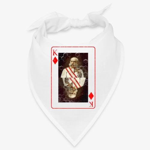 Kaiser Franz von Österreich spielkarte - Bandana