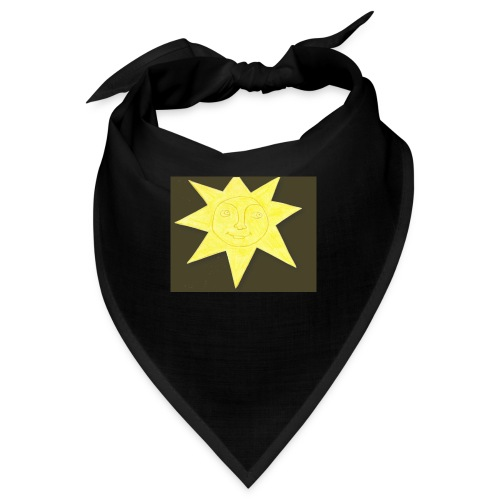 soleil noir - Bandana
