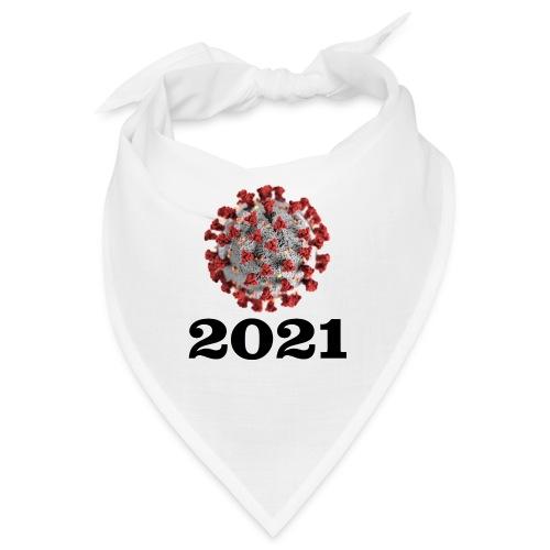 Virus 2021 - Bandana