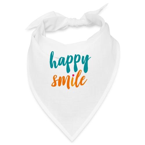 Happy Smile - Bandana