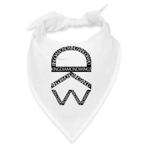 King Diamond Wings Logo - Bandana