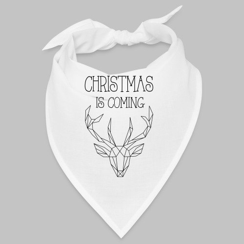 Deer Christmas - Bandana