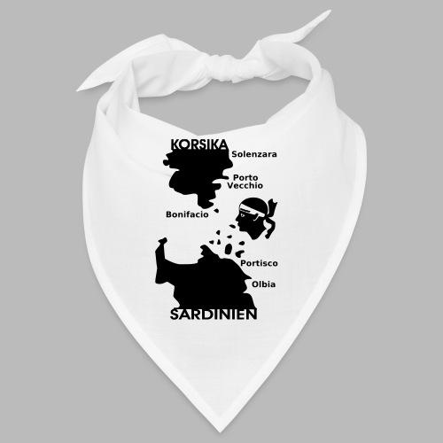 Korsika Sardinien Mori - Bandana