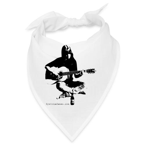 Cynthia Janes guitar BLACK - Bandana