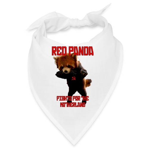 Red Panda Fights For The Motherland - Bandana