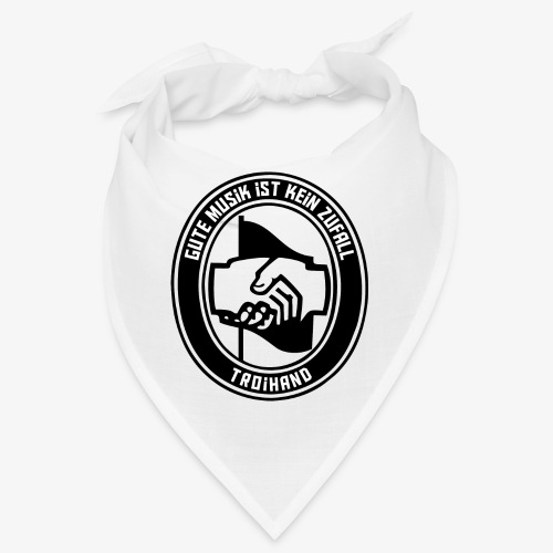 Logo Troihand transparent - Bandana