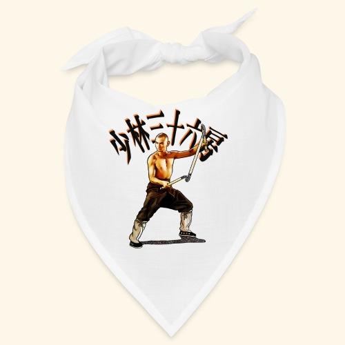 Shaolin Warrior Monk - 3 afdeling personale - Bandana
